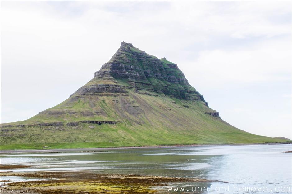 Kirkkufjell mountain